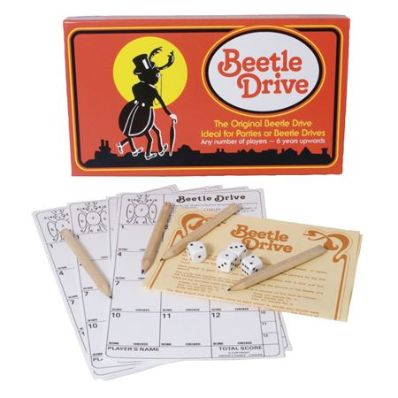 Picture of Beetle Drive Game