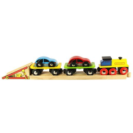 Picture of Car Loader Train