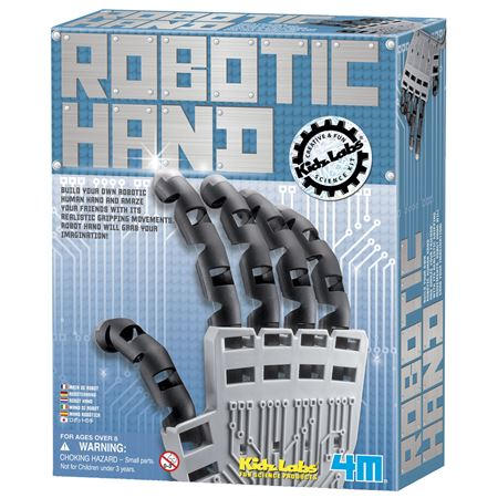 Picture of Make A Robotic Hand