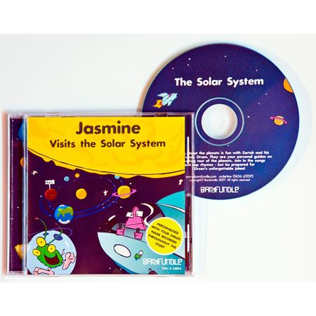 Picture of Personalised CD - Solar System