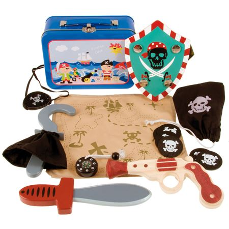 Picture of Pirate Case & Wooden Accessories