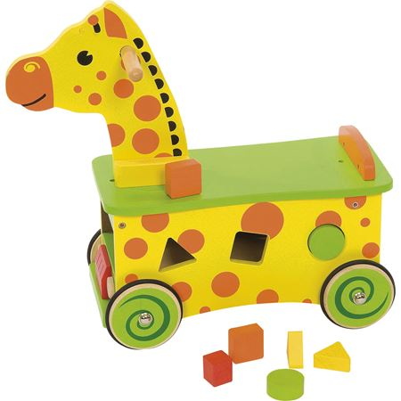 Picture of Ride on Giraffe Sorter