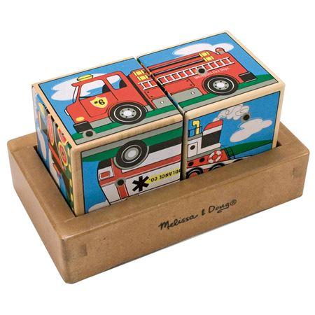 Rainbow Sound Blocks Wonderworld Traditional Wooden Toys