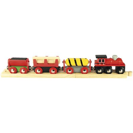 Picture of Supplies Train (Bigjigs Rail BJT183)