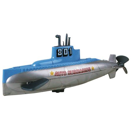Picture of Clockwork Submarine