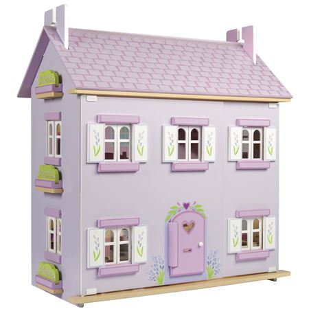 Wooden Dolls Houses Toy Doll Houses For Children