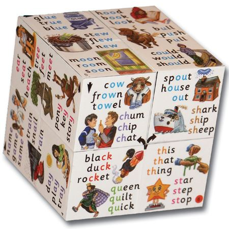 Picture of Cube Book - Spelling