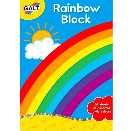Picture of Rainbow Block Pad