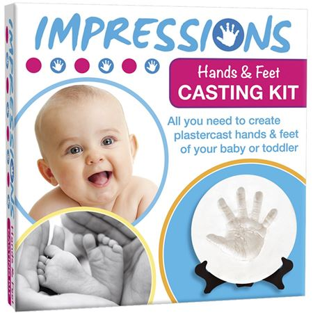 Picture of Baby Impressions - Plastercasting