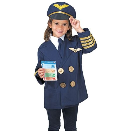 Picture of Dress Up Pilot Costume