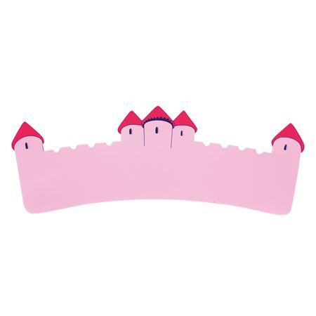 Picture of Name Plaque - Pink Castle