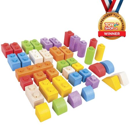 Picture of Colourful Click Blocks