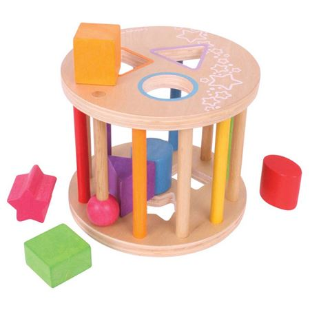 Picture of Rolling Shape Sorter