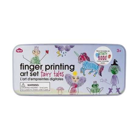Picture of Fingerprint Fairy Tales Tin
