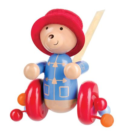 Picture of Pushalong Paddington Bear