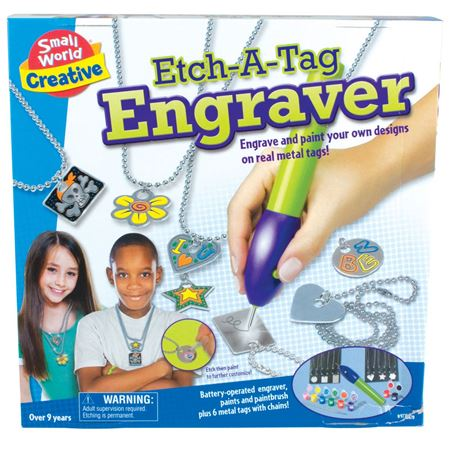 Picture of Etch-a-Tag Engraver