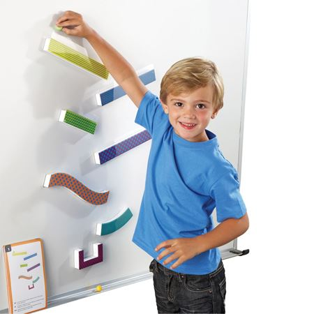 Picture of Tumble Trax Magnetic Marble Run