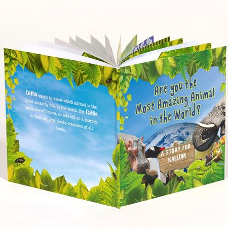 Picture of Most Amazing Animal Personalised Book