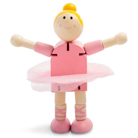 Picture of Wooden Flexi Ballerina (Assorted)