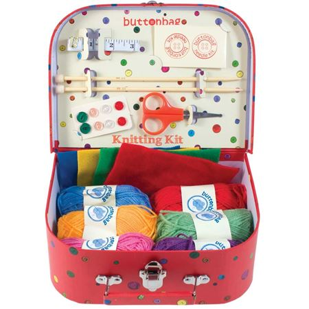 Picture of Knitting Suitcase