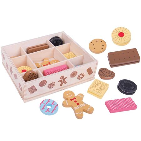 Picture of Box of Biscuits