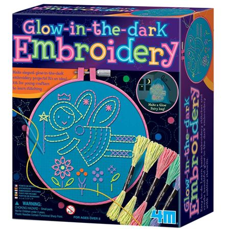Picture of Glow Embroidery Stitches