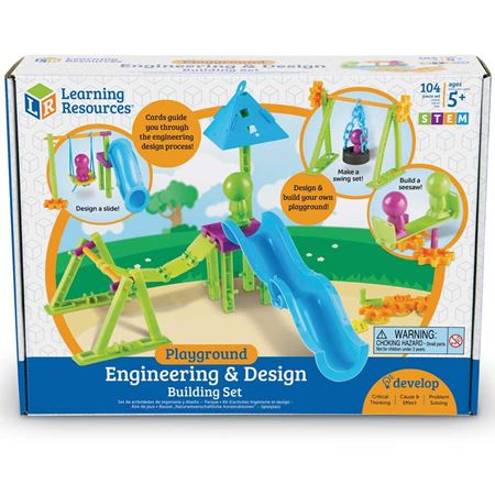 Picture of Playground Engineering & Design STEM