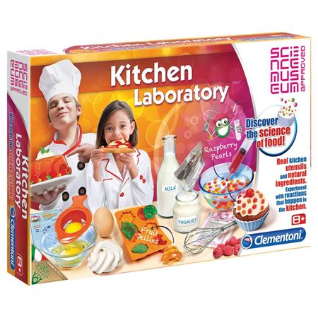 Picture of Kitchen Laboratory