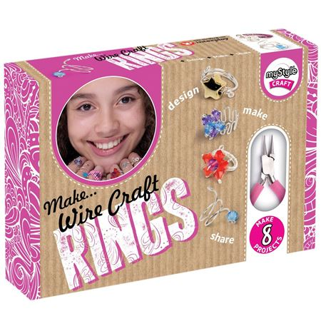 Picture of Wire Craft Rings