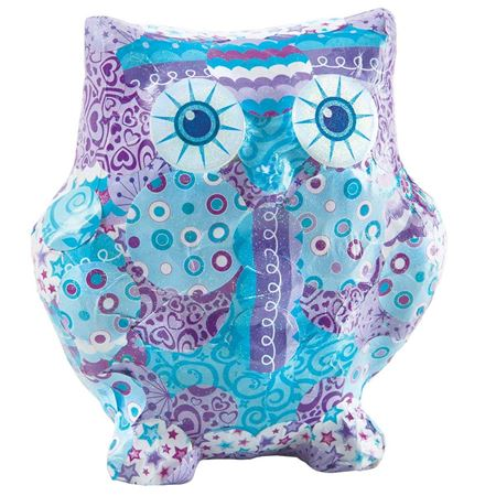 Picture of Decoupage - Owl