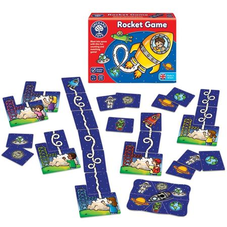 Picture of Rocket Game