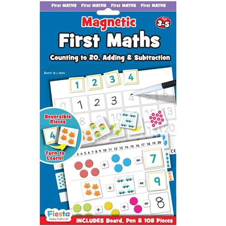 Picture of Magnetic First Maths