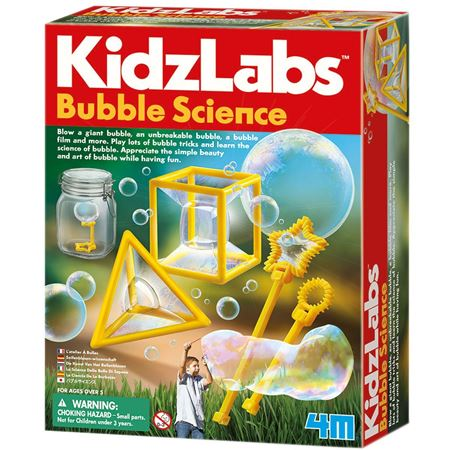 Picture of Bubble Science