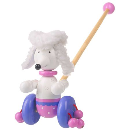 Picture of Poodle Push Along