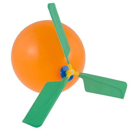Picture of Helicopter Balloon
