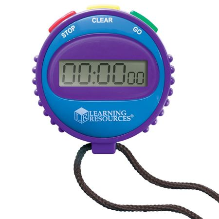 Picture of Simple Stopwatch