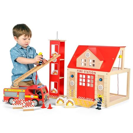 Picture of Fire Station Set
