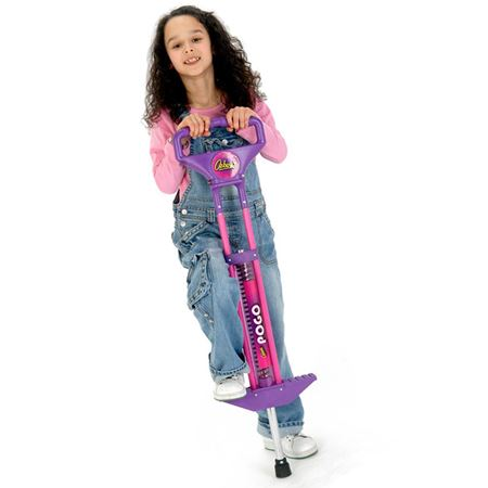 Picture of Pogo Stick - Pink/Purple