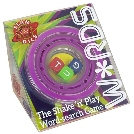 Picture of Slam Dice - Words