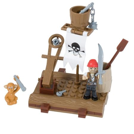 Picture of Castaway Pirates Building Set