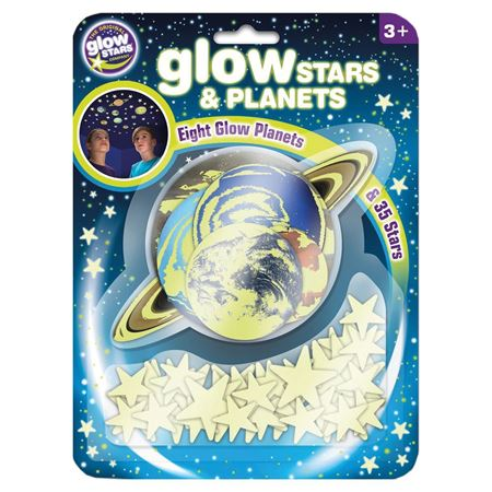 Picture of Glow Stars & Planets