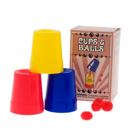 Picture of Magic Cups & Balls