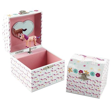 Picture of Unicorn Jewellery Box