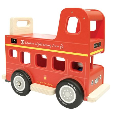 Picture of Bernies Ride-On Bus