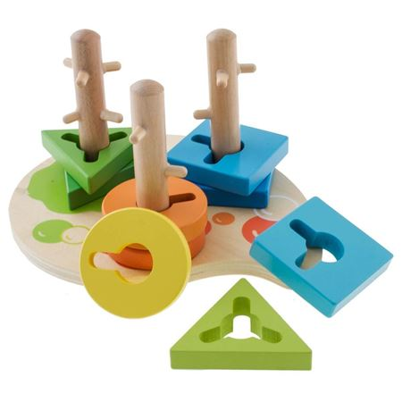 Picture of Peg Puzzle 10 pieces