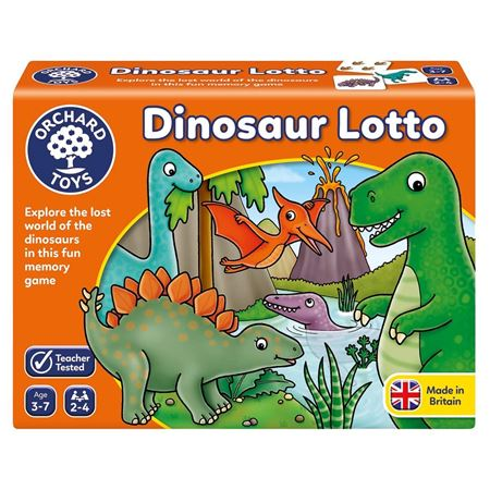 Picture of Dinosaur Lotto
