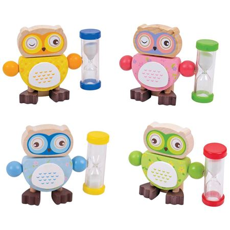 Picture of Owl Toothbrush Timers