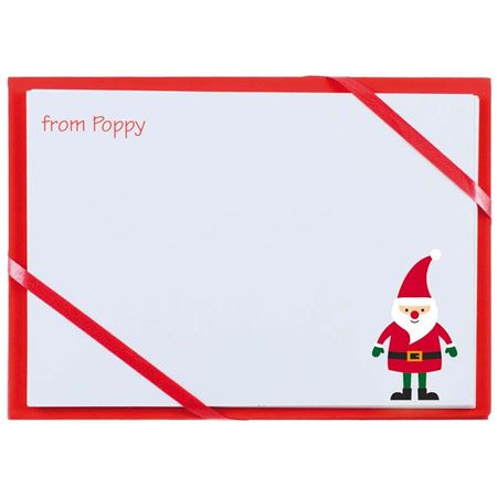 Picture of Personalised Santa Cards