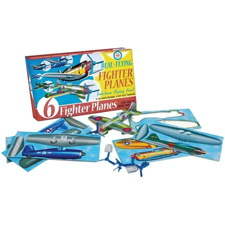Picture of Foam Fighter Planes x6