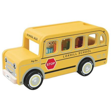 Picture of Benji School Bus